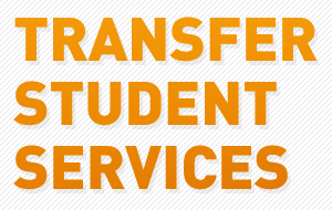 Transfer Student Services